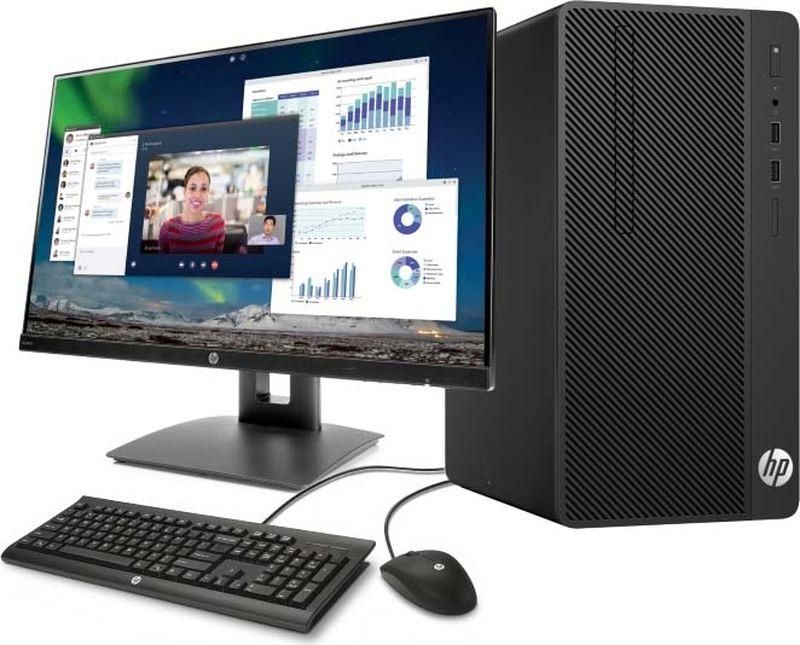 Комплект HP 290 G1 MT, 3VA23ES + монитор VH240a, 23.8