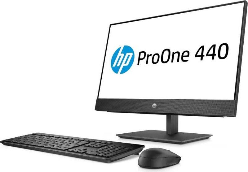 Моноблок HP ProOne 440 G4, 4NT90EA, 23.8