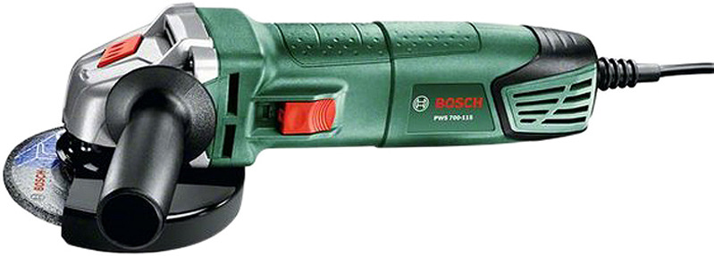 Шлифмашина угловая Bosch PWS 650-125, 06034110R0