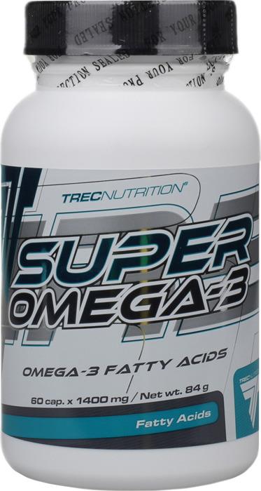 <b>Добавка</b> Trec <b>Nutrition</b> Super <b>Omega</b>-3, 60 капсул — купить в ...