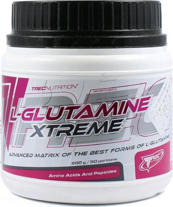 Глютамин Trec Nutrition L-Glutamine Extreme, 200 г l