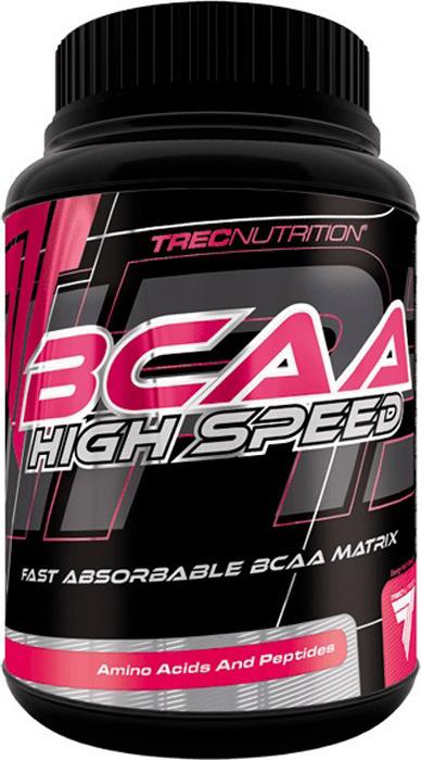 Аминокислоты BCAA Trec Nutrition High Speed, вишня-грейпфрут, 130 г collagen renover trec nutrition