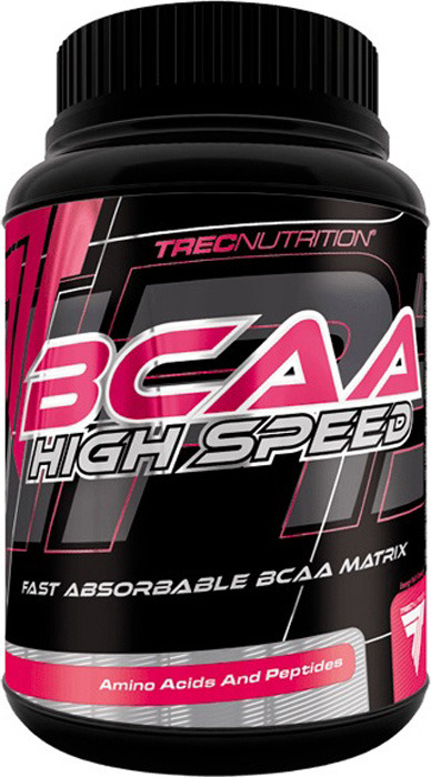 Аминокислоты BCAA Trec Nutrition High Speed, вишня-грейпфрут, 600 г