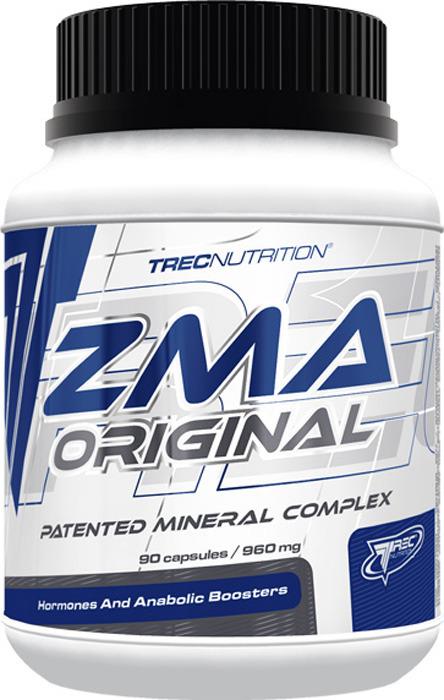 ZMA Trec Nutrition Original, 120 капсул zma для потенции