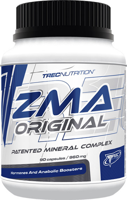 ZMA Trec Nutrition Original, 120 капсул витамины zma pro