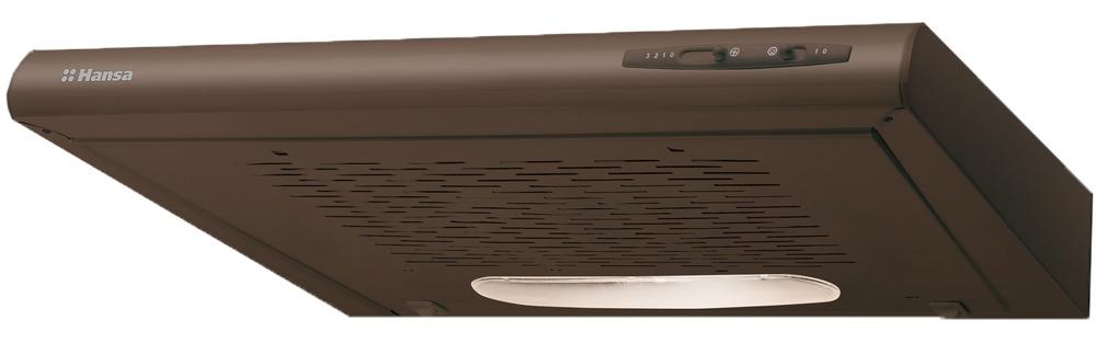 Встраиваемая вытяжка Hansa OSC5111BH, коричневый