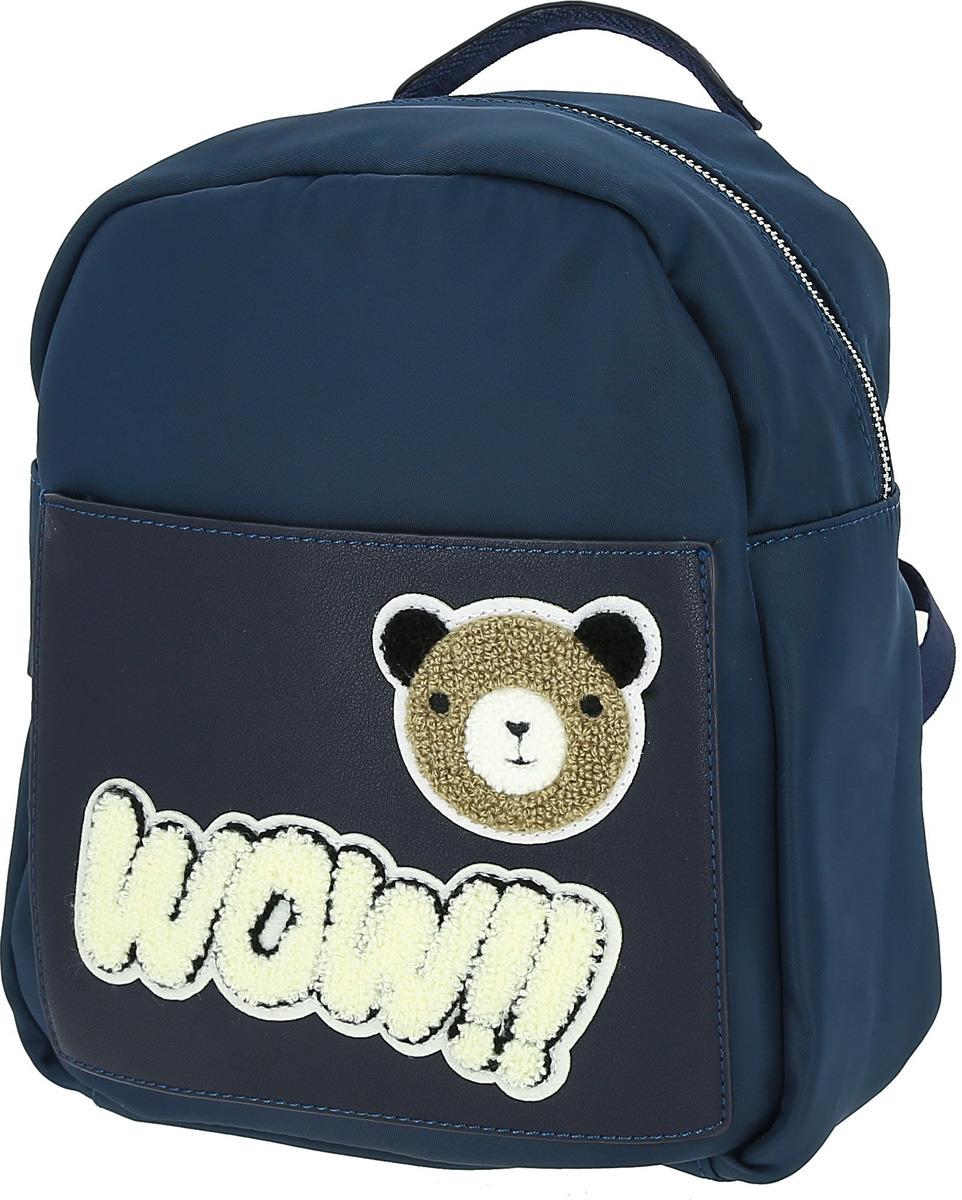 Рюкзак для девочки KENKA, BF_722, синий рюкзак kenka рюкзак