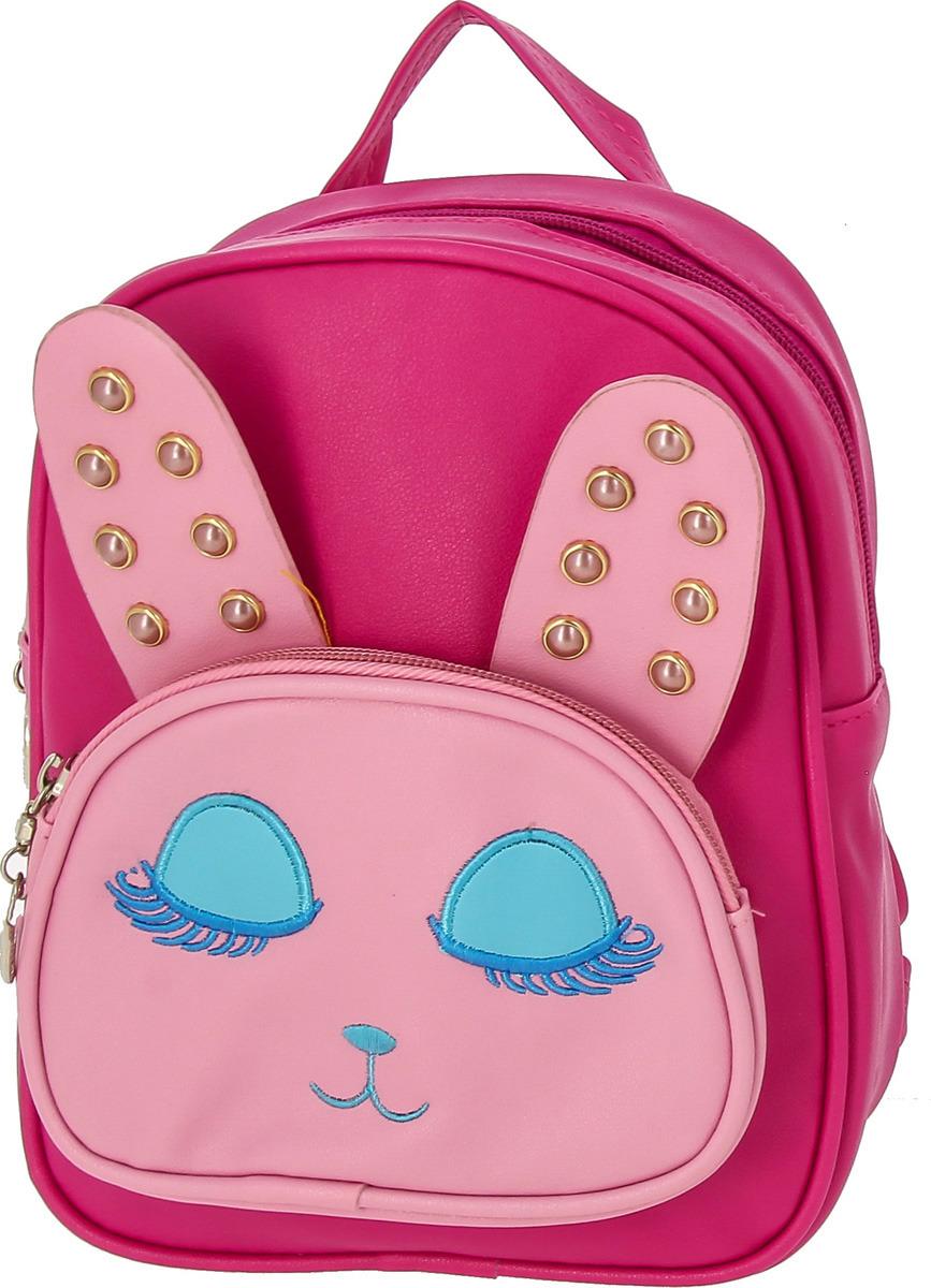 Рюкзак для девочки KENKA, GZ_611-2, фуксия аксессуар