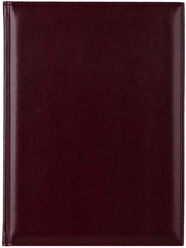 """Ежедневник Attache """"Каньон"""", недатированный, 176 листов, 112754, бордовый"""