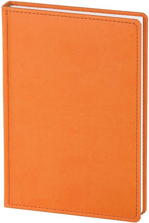 """Ежедневник Attache """"Сиам"""", недатированный, 176 листов, 209633, оранжевый"""