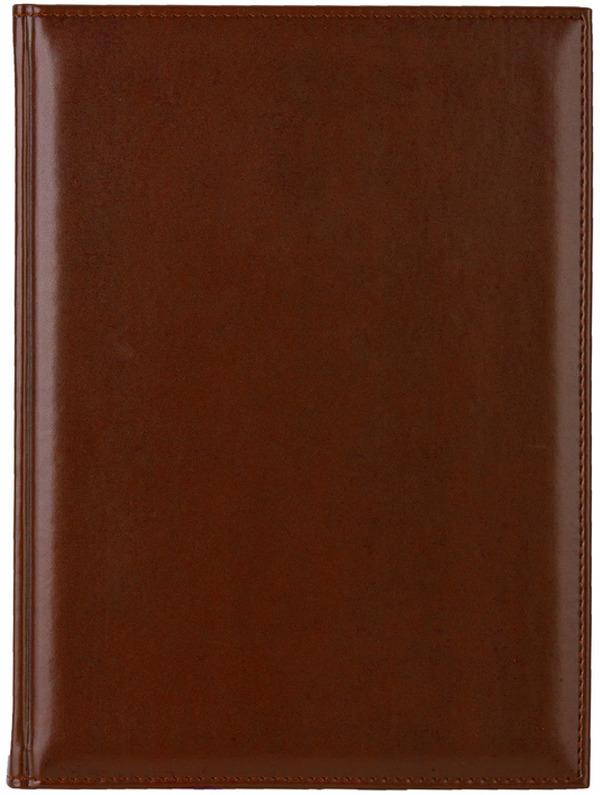 """Еженедельник Attache """"Каньон"""", недатированный, 72 листа, 84864, коричневый"""