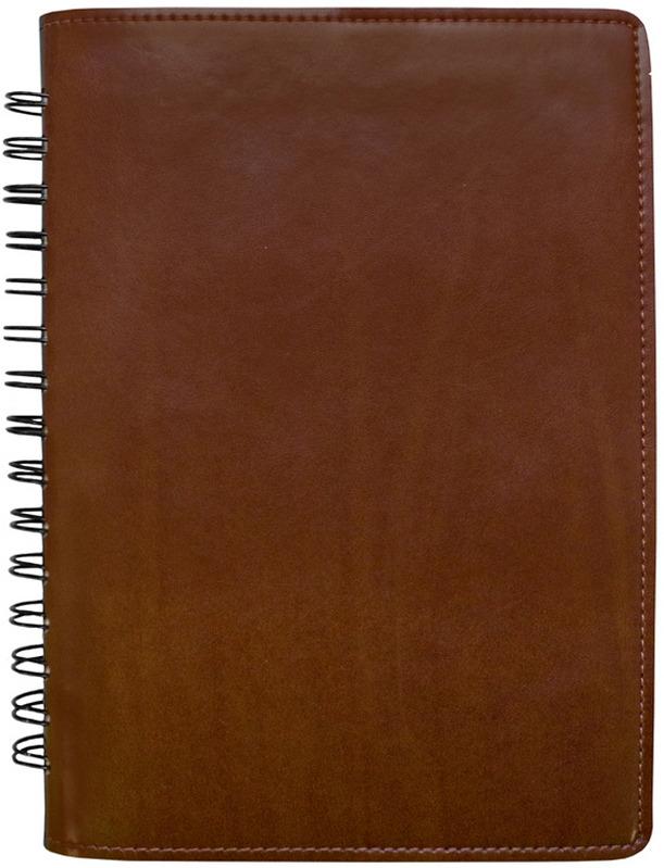 Ежедневник Attache, недатированный, 176 листов, 850890, бежевый