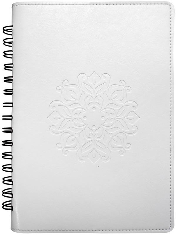 Ежедневник Attache, недатированный, 176 листов, 850891, серый