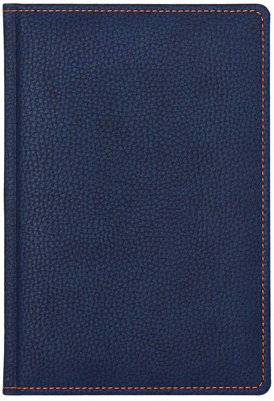 Ежедневник Attache Bizon, недатированный, 176 листов, 852898, синий