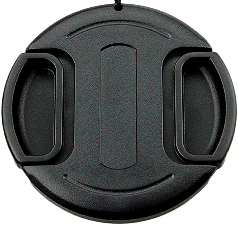 Крышка для объектива JJC LC-39, Black крышка для объектива jjc alc x100