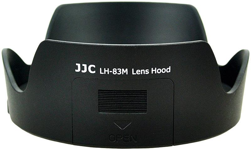 все цены на Бленда JJC LH-83M для EF 24-105mm f/3.5-5.6 IS STM, Black онлайн