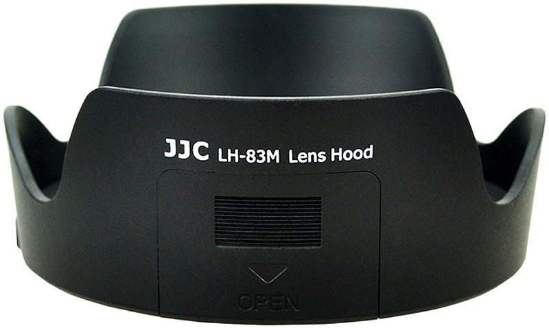 Бленда JJC LH-83M для EF 24-105mm f/3.5-5.6 IS STM, Black jjc ef xtl