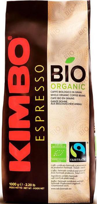 цена на Кофе в зернах Kimbo Integrity Bio, 1 кг