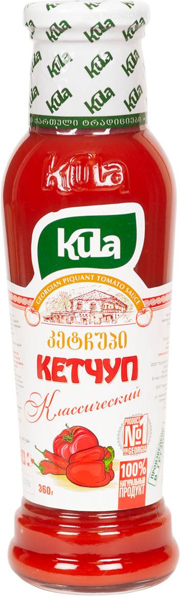 Кетчуп Kula Классический, 360 г соус kula наршараб 450 г
