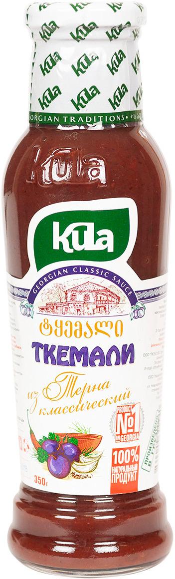 Соус Kula Ткемали из терна классический, 350 г соус kula наршараб 450 г