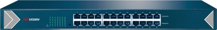 Коммутатор Hikvision DS-3E0524-E, dark blue