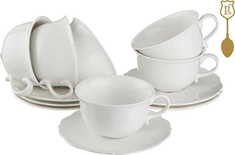 Набор чайный Lefard Grace, 199-034, 250 мл, на 6 персон, 12 предметов