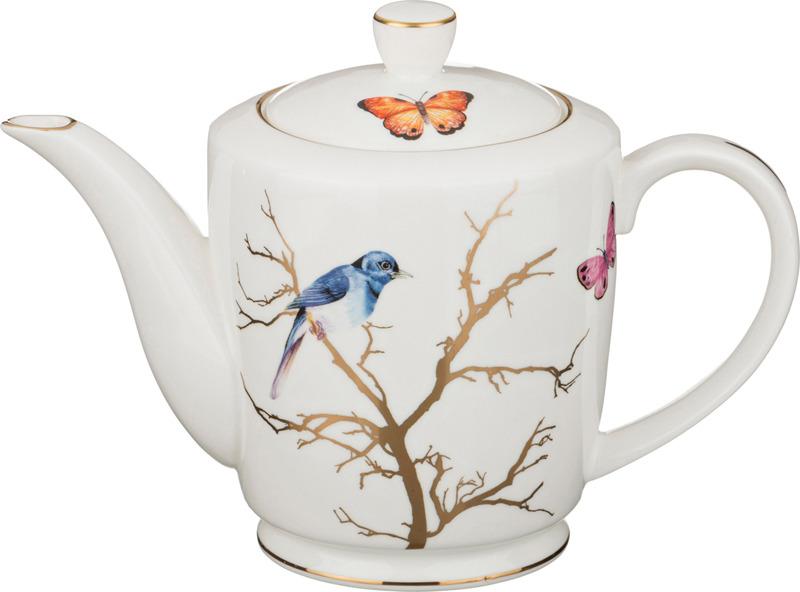Чайник заварочный Lefard, 264-754, 500 мл264-754Вкусный, ароматный чай помогает поднять настроение, согреться в холод, пережить жару и собрать вокруг себя хорошую компанию! Но чтобы сполна почувствовать вкус и аромат чая, его следует заварить в специальной посуде. Она должна не только сохранять все полезные свойства чая, но и радовать глаз. Именно поэтому в каждом доме должен быть заварочный чайник! Это атрибут домашнего уюта, гостеприимства, доброжелательности и заботы.