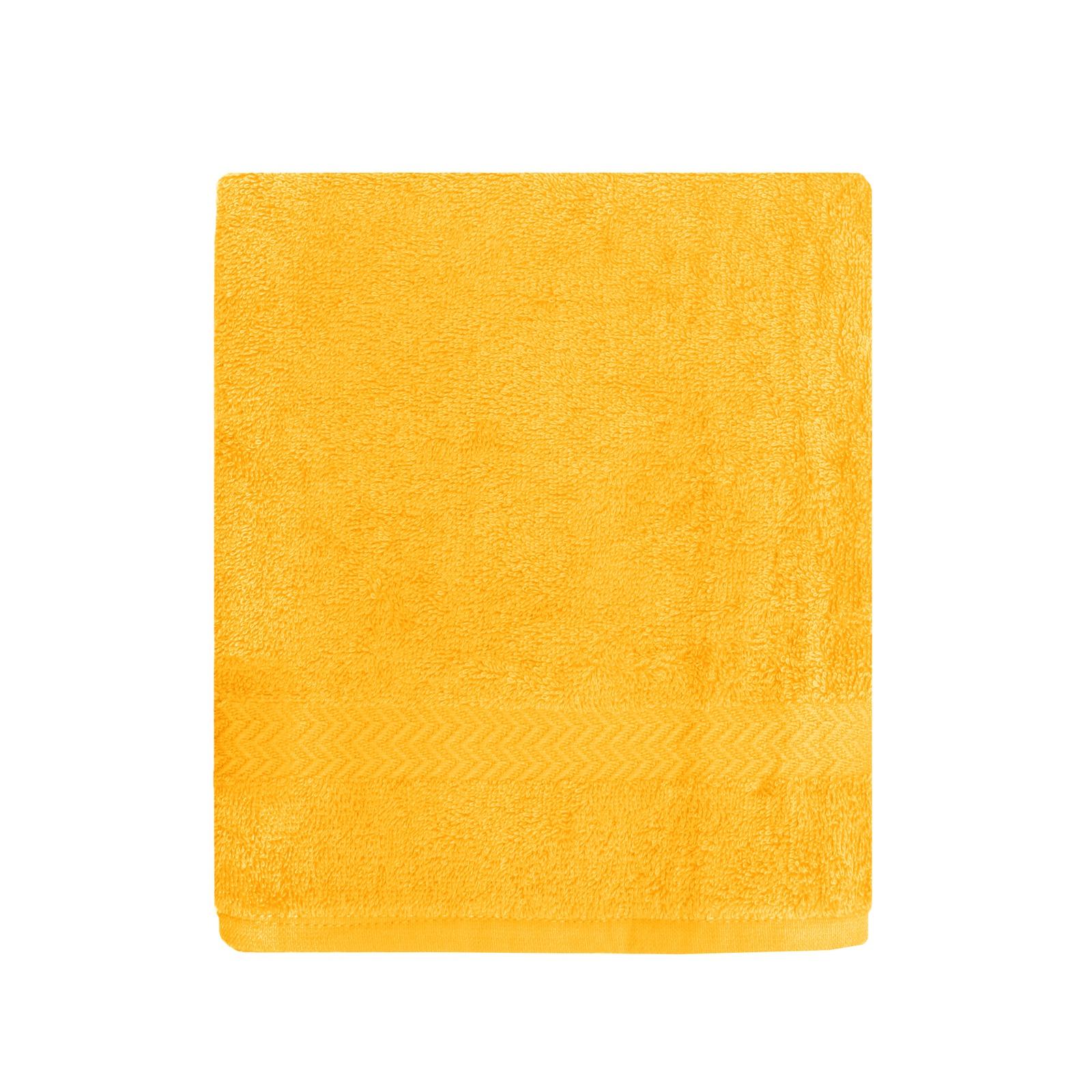 Полотенце банное Bonita Classic, 21011215143, желтый, 70 х 140 см