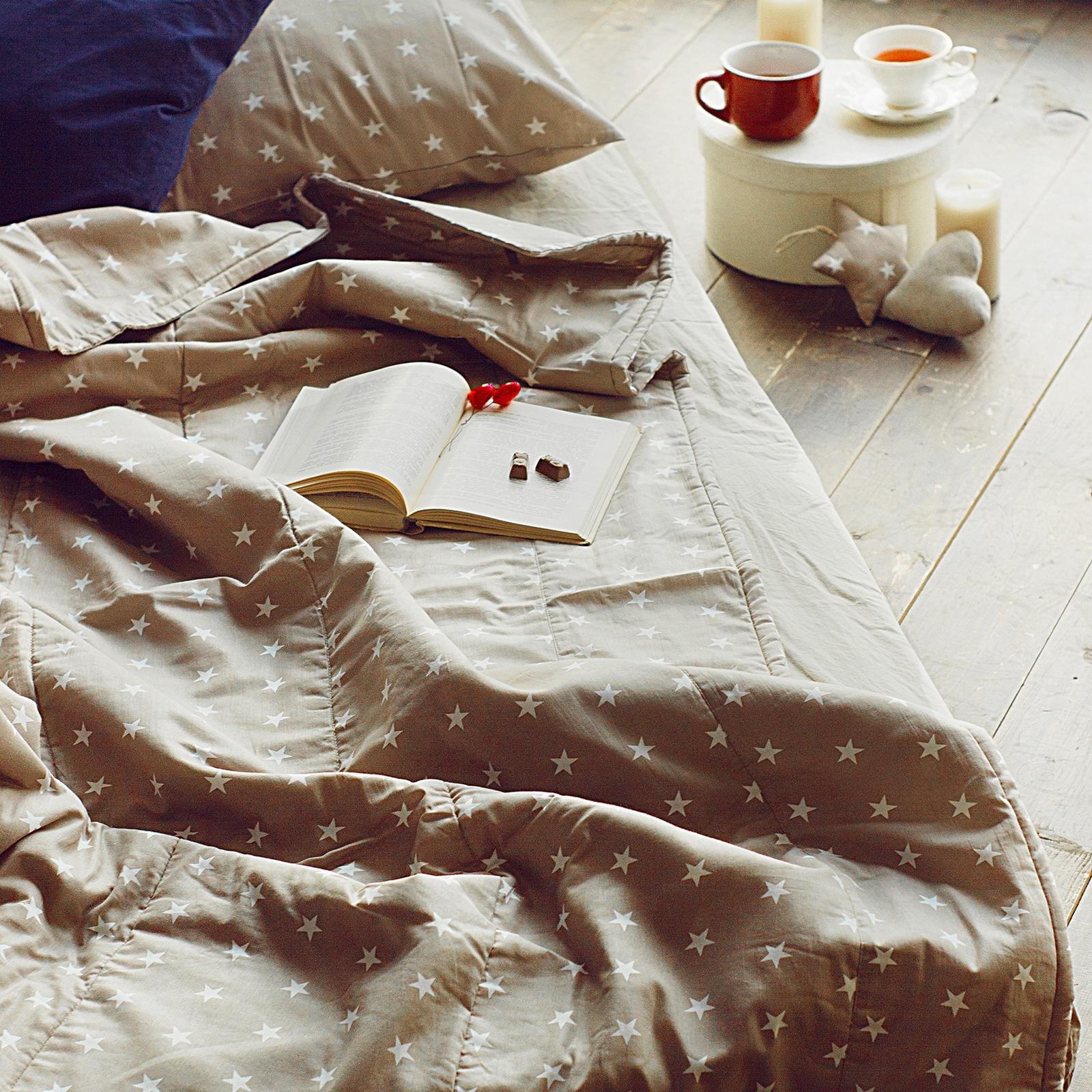 цена Одеяло стеганое Звездочка онлайн в 2017 году