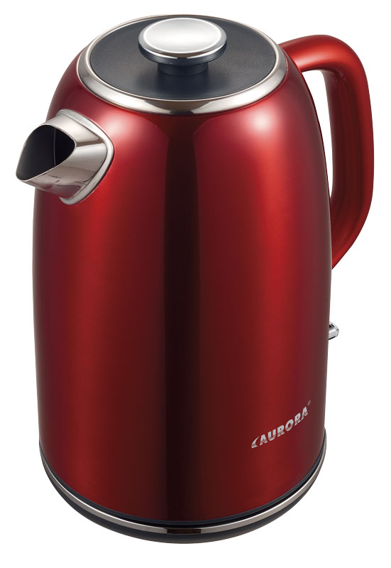 Электрический чайник AURORA Чайник электрический AU183, красный