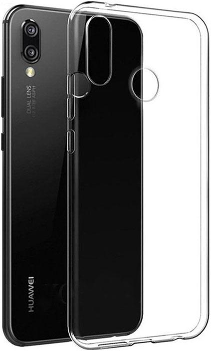 Защитный чехол GOSSO CASES ультратонкий для Huawei Honor Play, 191192, ClearView телефон dect gigaset l410 устройство громкой связи