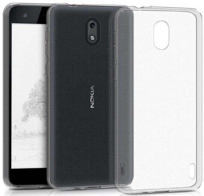 Защитный чехол GOSSO CASES ультратонкий для Nokia 2, 180549, ClearView телефон dect gigaset l410 устройство громкой связи