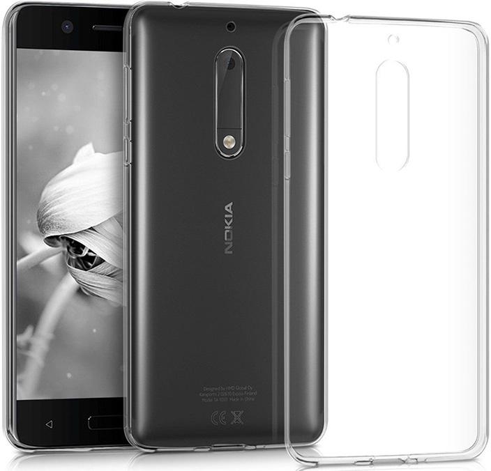 Чехол Gosso Cases для Nokia 5 ClearView, 180518