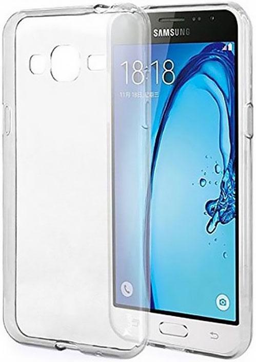 Чехол для Samsung Galaxy J3 (2016) ClearView, 180553 телефон dect gigaset l410 устройство громкой связи