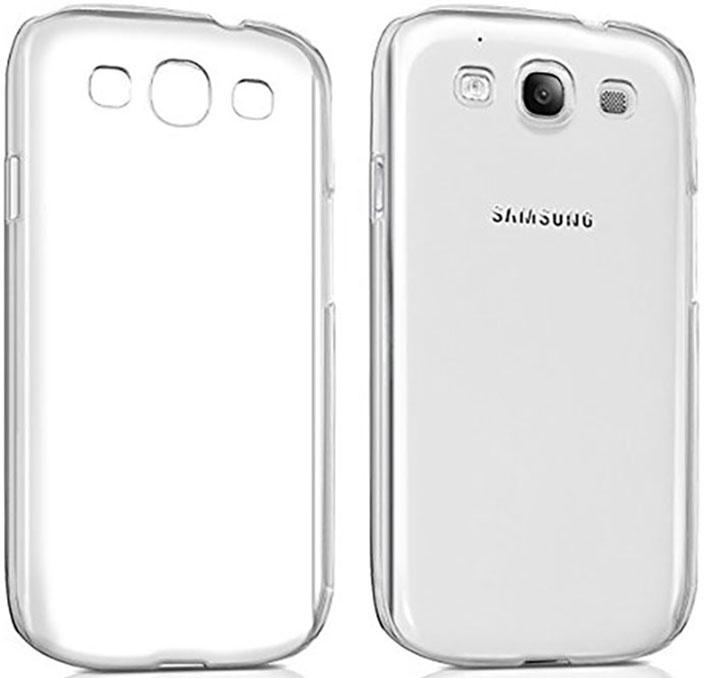 Защитный чехол GOSSO CASES ультратонкий для Samsung Galaxy S3 i9300 / S3 Neo i9301, 180554, ClearView стилус other apple ipad samsung galaxy s3 i9300 21 eg0628