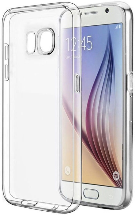 Защитный чехол GOSSO CASES ультратонкий для Samsung Galaxy S7, 180556, ClearView телефон dect gigaset l410 устройство громкой связи
