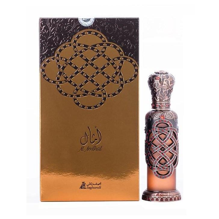 Asgharali AL AMTHAL 80 мл al amthal аль амтал 80 ml парфюмированная вода asgharali