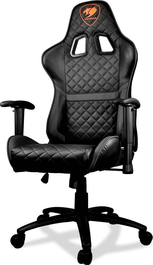 Игровое кресло Cougar Armor One, CU-ARMone-b, black mouse cougar cu250m b computer