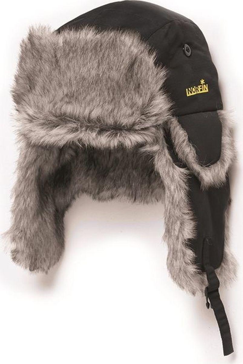 Шапка Norfin шапка маска мужская norfin knitted bl цвет черный 303339 размер xl 60 61