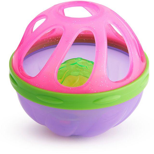 """Игрушки для ванны Munchkin """"Мячик"""", ЦБ-00010240, розовый"""