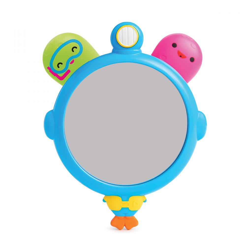 """Игрушки для ванны Munchkin """"Зеркало и брызгалки осьминожки"""", ЦБ-00007787, от 3 лет"""