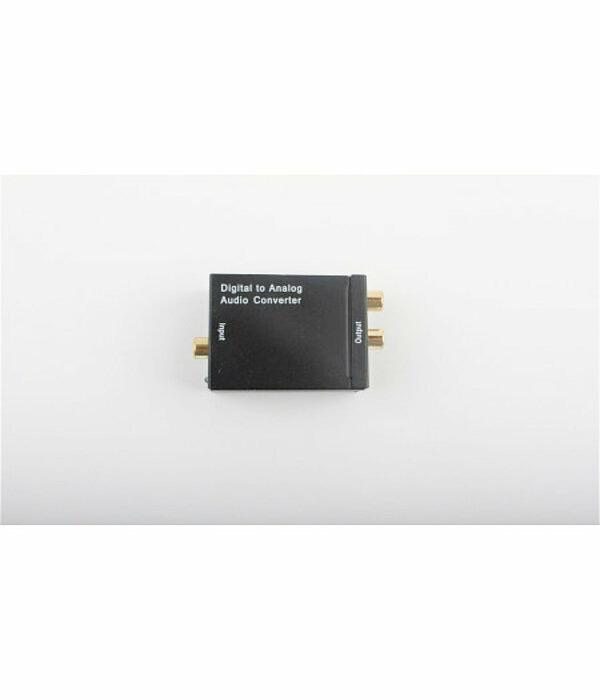 Цифро-аналоговый аудио-конвертер TipTop, 4605180028088, черный