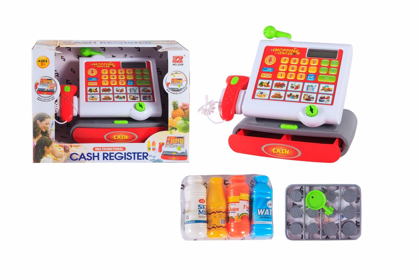 Игрушка S+S Toys Касса, 200074939 игровой набор s s toys мельница пингвин eq80019r не разлей вода