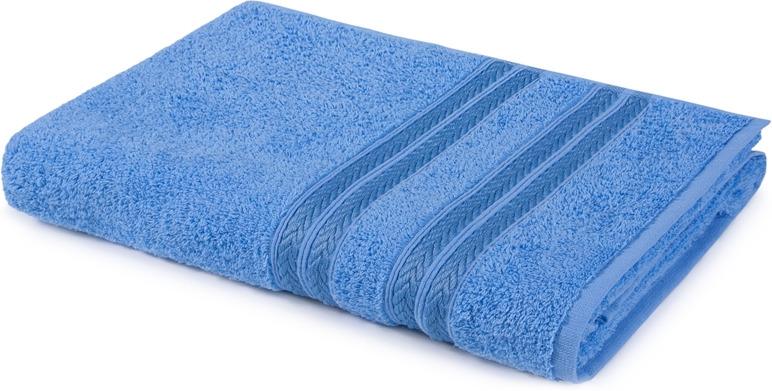 Полотенце Aquarelle Адриатика, цвет: синий, 40 х 70 см полотенце aquarelle адриатика цвет синий 50 х 90 см 702470