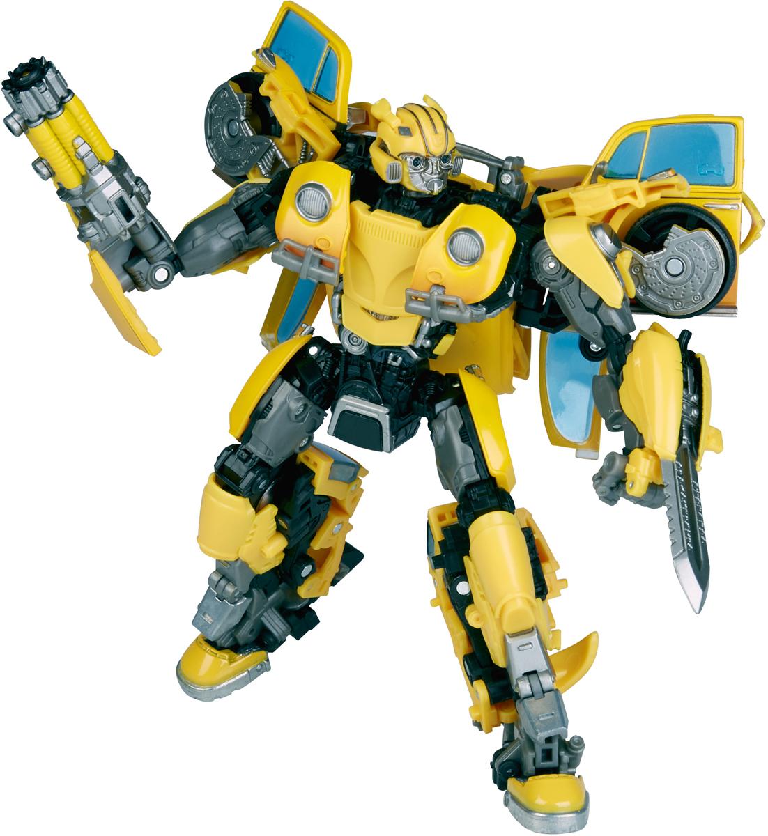 Игрушка-трансформер Transformers Бамблби Эксклюзив, E0835E48, высота 17 см робот transformers transformers бамблби 15 см