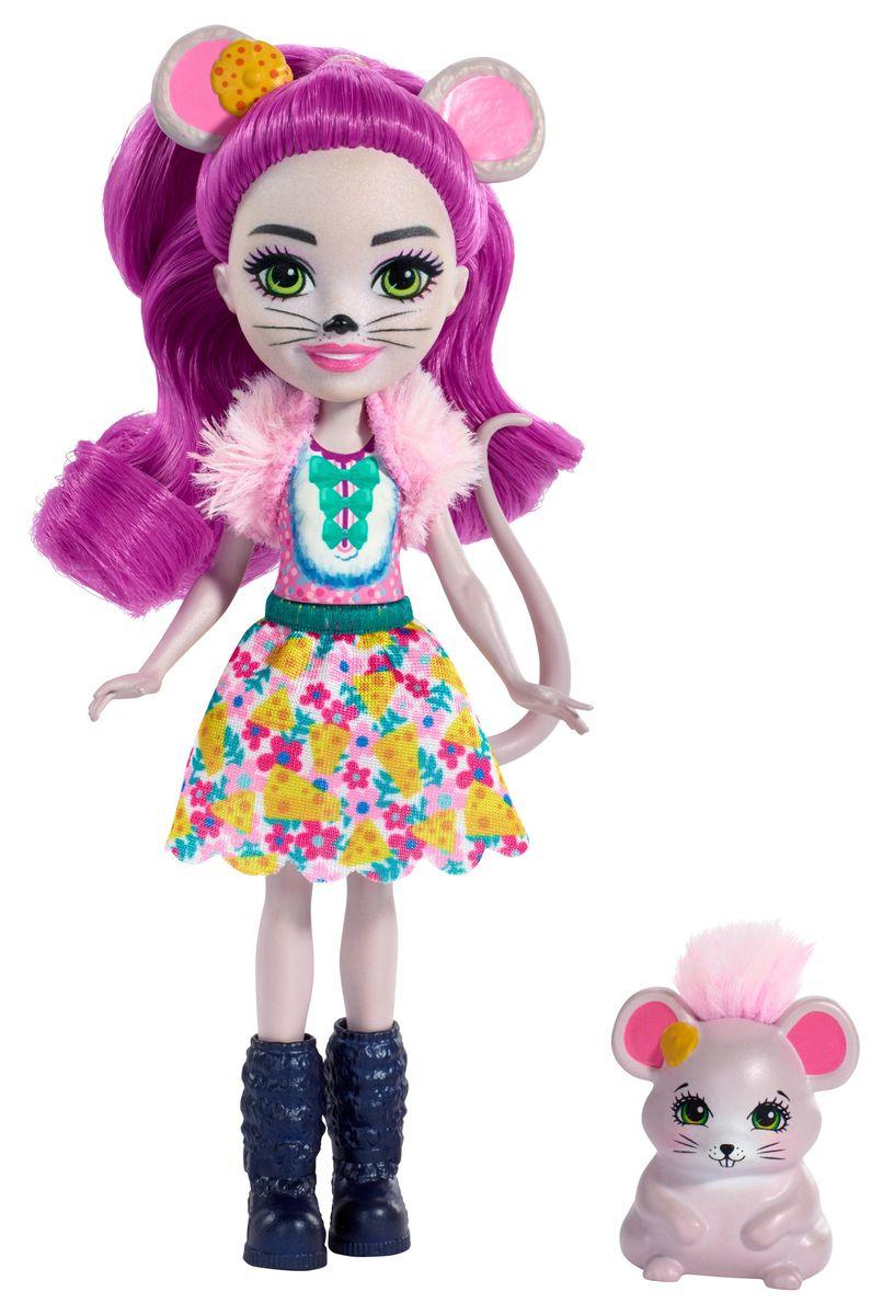 Фото - Игровой набор с куклой Enchantimals Дополнительная кукла со зверюшкой, FNH22_FMX76 enchantimals игровой набор кукла со зверюшкой fnh22 fjj21