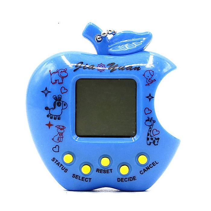 Электронная игрушка FindusToys Тамагочи 6 питомцев и 168 игр FindusToys (синий), FD-02-056/Синий синий игра настольная findustoys не урони пингвина fd 18 040