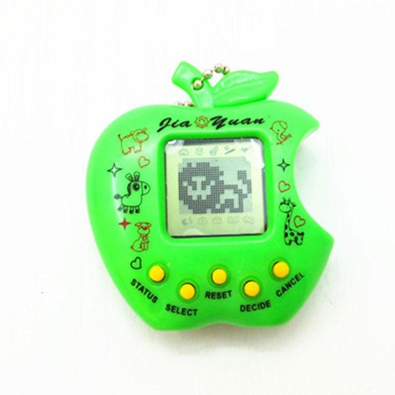 Электронная игрушка FindusToys Тамагочи 6 питомцев и 168 игр FindusToys (зеленый), FD-02-056/Зеленый зеленый игра настольная findustoys не урони пингвина fd 18 040