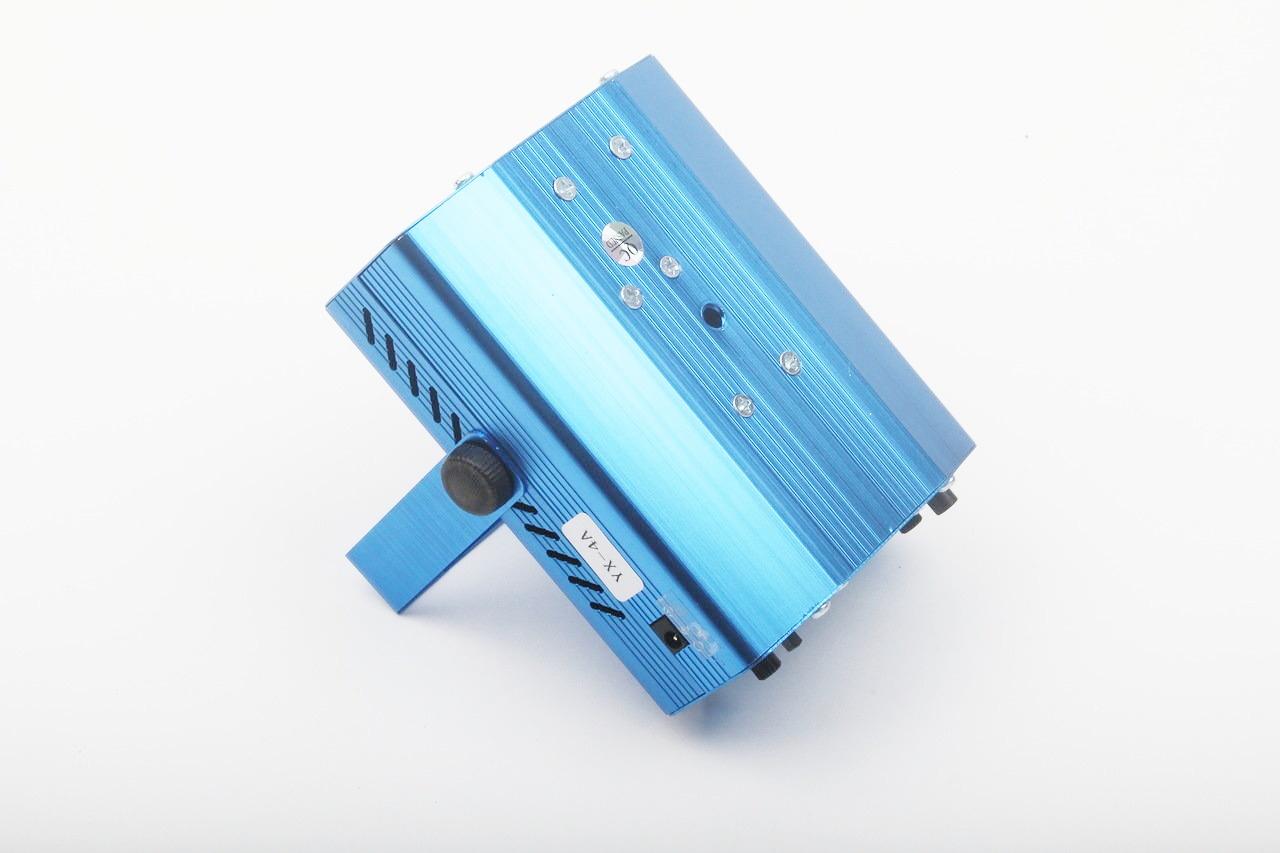 Лазерный проектор TipTop mini, 4605180031095, синий TipTop