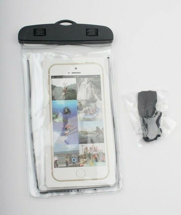 Чехол TipTop водонепроницаемый для телефона, 4605180031101, прозрачный водонепроницаемый чехол для смартфона на велосипеде